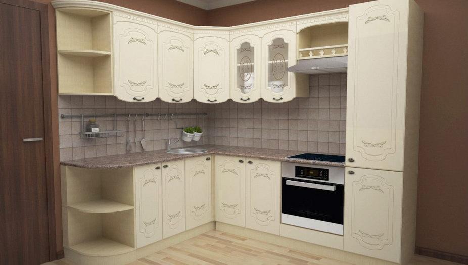 Модульная кухня Лайза